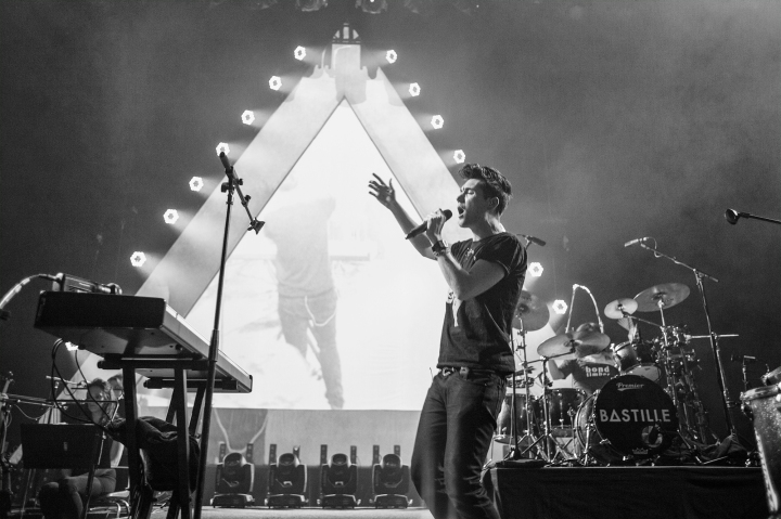 Bastille - Plymouth Pavilions 3/3/14